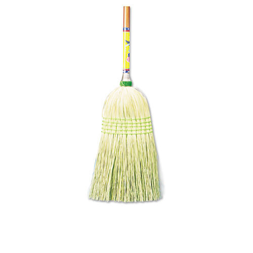 Boardwalk BWK926CCT corn broom wood handle parlor 100 per cent corn 12 brooms replaces UNS926Y