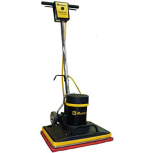 SP15 Accelerator square strip scrub floor machine 20x14 for chemical free floor finish stripping 1.5hp 3500 rpm K0045013