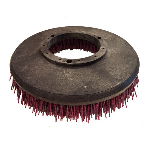 Eagle 680442 12 inch strip brush for Eagle RoadRunner Propane Strip Buffer Eagle 680442
