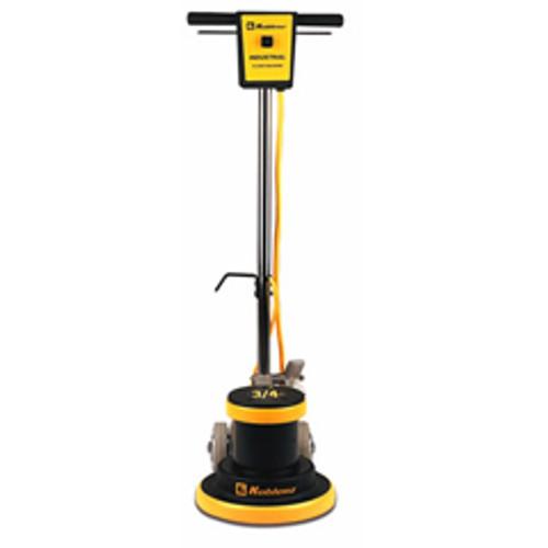 Koblenz DP1334 floor buffer scrubber machine 13 inch with pad holder 0.75 hp 175 rpm K0044818PH