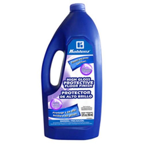 Koblenz 2005502 floor finish for Koblenz shampoo polisher floor scrubber machines 1 quart bottle