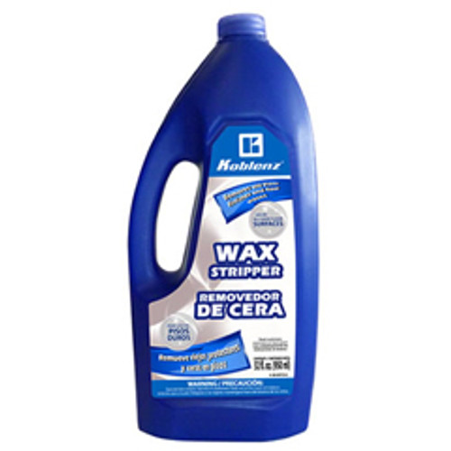 Koblenz 2005726 wax stripper for Koblenz shampoo polisher floor scrubber machines 1 quart bottle