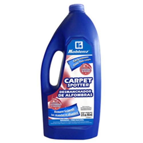 Koblenz 2005619 carpet spotter shampoo for Koblenz shampoo polisher floor scrubber machines 1 quart bottle