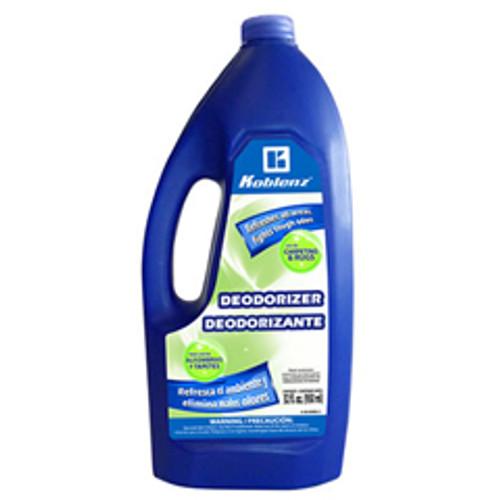 Koblenz 2005932 deodorizer for Koblenz shampoo polisher floor scrubber machines 1 quart bottle