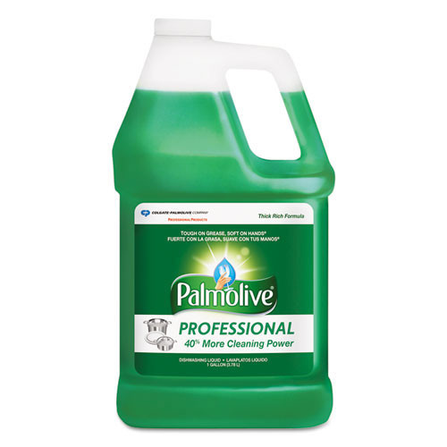 Palmolive manual dishwashing liquid 1 gallon bottle case of 4 replaces cpc04910ct, cpc04915