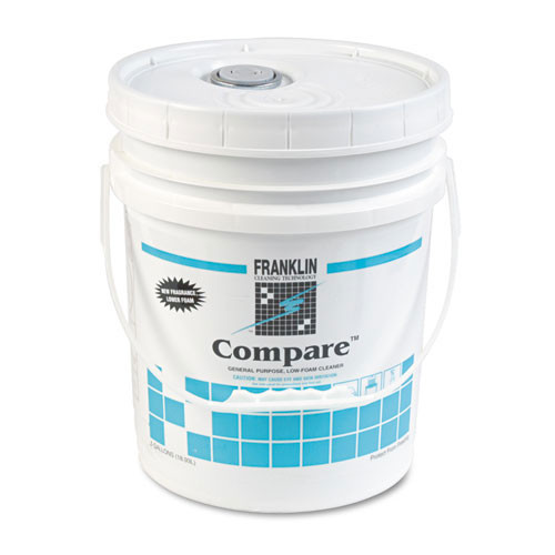 Franklin fklf216026 Compare neutral floor cleaner 5 gallon pail replaces frkf216026
