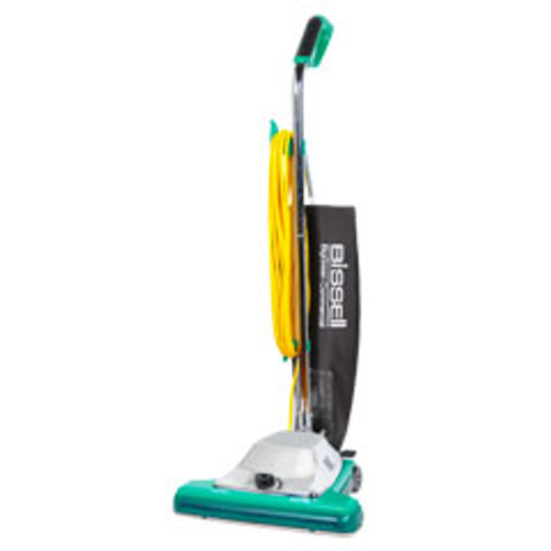 Bissell DayClean vacuum BG10716HQS 16 inch commercial upright with disposable bags