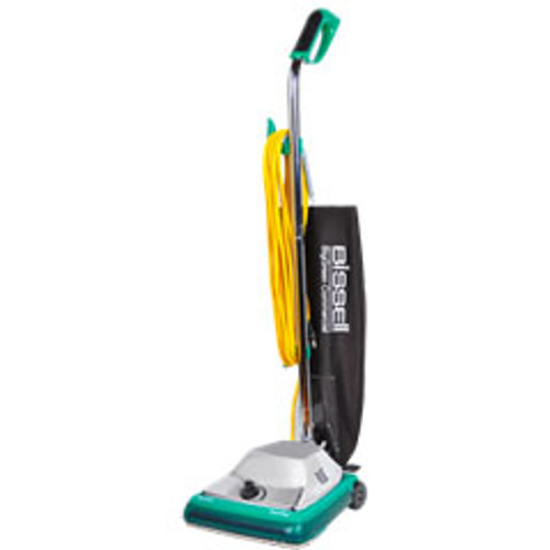 Bissell DayClean vacuum BG107HQS 12 inch commercial upright with disposable bags