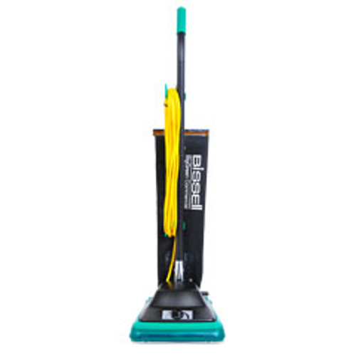 Bissell ProTough upright vacuum BG100 12 inch commercial model with shake out bag