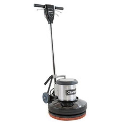 Clarke CFPPro 20HD Polisher CLARKE2015HD 20 inch heavy duty floor buffer scrubber with pad holder 1.5 hp 175 rpm