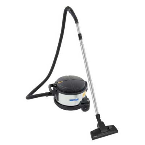 Clarke Euroclean GD930 canister vacuum 9055314010 4 gallon HEPA with tools