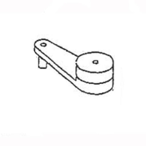 Eagle 1230EF tensioner for Tracker 3000 propane strip buffer