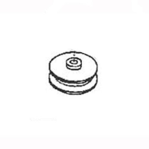 Eagle 001235 idler pulley for Tracker 3000 propane strip buffer
