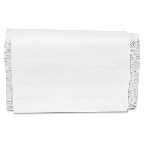 General Supply gen1509 folded paper towels, multifold, 9 x 9 9 20, white, 250 towels pack, 16 packs ct