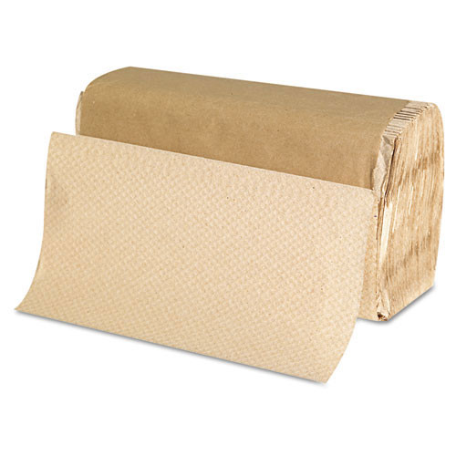 General Supply gen1507 singlefold paper towels, 9 x 9 9 20, natural, 250 pack, 16 packs carton