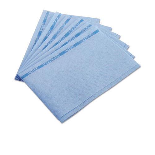 Chicopee CHI8253 food service towels 13 x 21, blue 150 carton