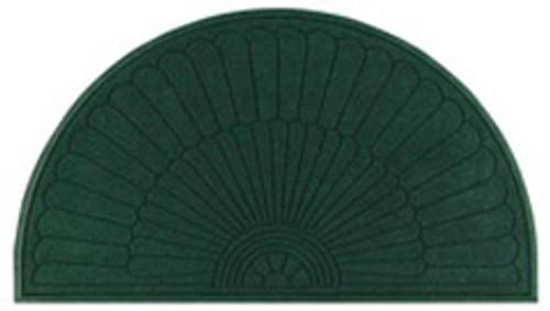 Door Mat Andersen Waterhog Grand Classic half oval size 4x2.3 foot product number 272 4x2.3