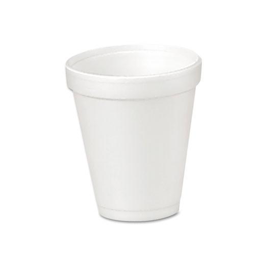 Foam cups 4oz dart 20 per bag case of 50 bags