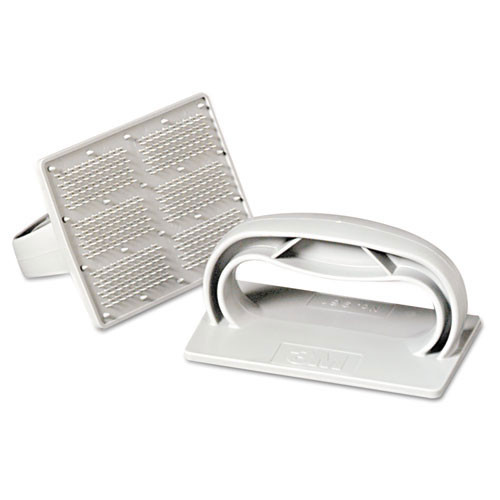 3M 961 TwistLok pad holder MMM09493 for use with ScotchBrite hand pads 3.5x2.5x4.75 inches case of 10 replaces MCO09493