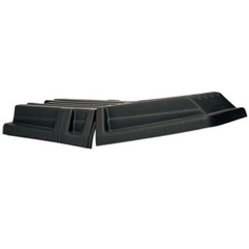 Rubbermaid 1317bla tilt truck lid for 1 cubic yard 1314 1315 1316 black rcp1317bla
