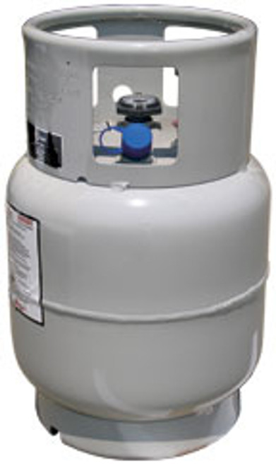 Propane Buffer Propane Tank Extra Aluminum Propane Tank With Opd for Propane Floor Buffers