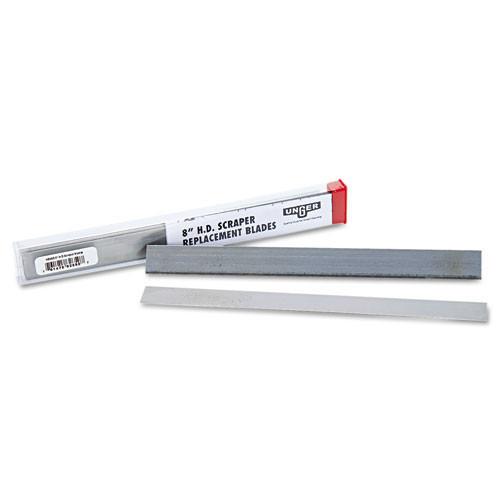 Unger unghdsb heavy duty floor scraper replacement blades hdsb 8 inch for hdsc scraper 10 blades