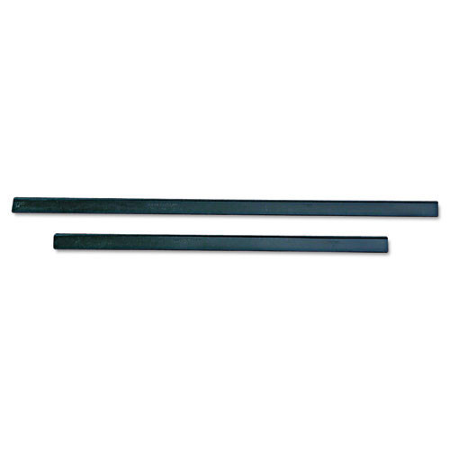 Unger ungrt30 window squeegee rubber blade 12 inch rt30 soft replacement squeegee rubber