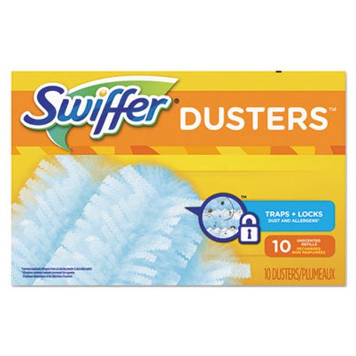 Swiffer pgc21459ct feather dusters duster refills disposable case of 40 replaces pgc41767ct