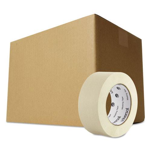 Masking tape 2 inch x 60yd 24 cs replaces uvs51302 universal unv51302ct
