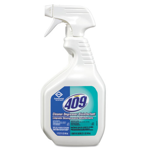 Formula409 cleaner 32oz trigger spray bottle case of 12 formula409 clo35306ct