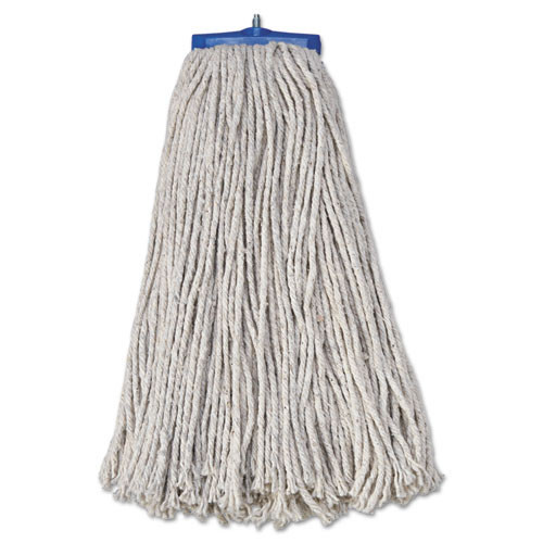 Boardwalk BWK720C lieflat cotton mop heads 20oz bolt style case of 12
