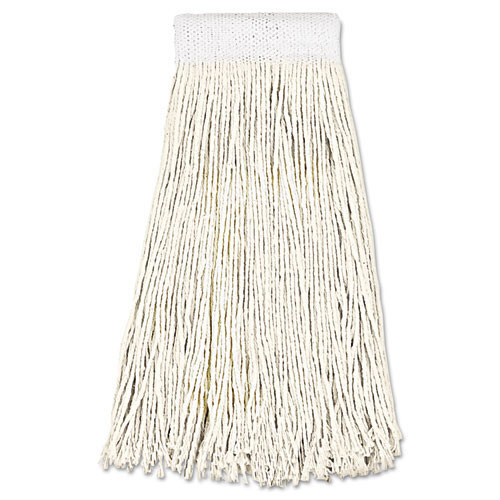 Boardwalk BWK324C cotton mop heads 24oz 5 inch headband case of 12