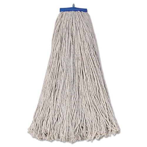 Boardwalk BWK732C lieflat cotton mop heads 32oz bolt style case of 12