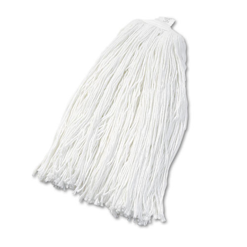 Boardwalk BWK2032RCT rayon mop heads number 32 1 inch headband case of 12