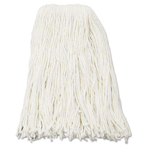 Boardwalk BWK216RCT rayon mop heads 16oz 1 inch headband case of 12