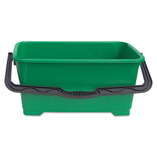 Unger ungqb220 the big bucket qb220 window cleaning bucket fits up to 18 inch washer 6 gallon