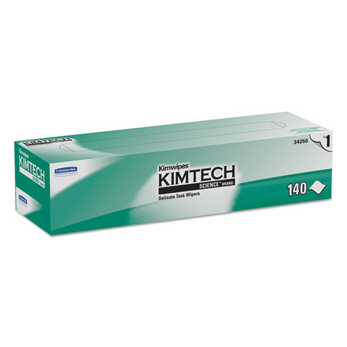 Kimwipes kcc34256ct ex l delicate task 15 140 foots case of 2100 wipes