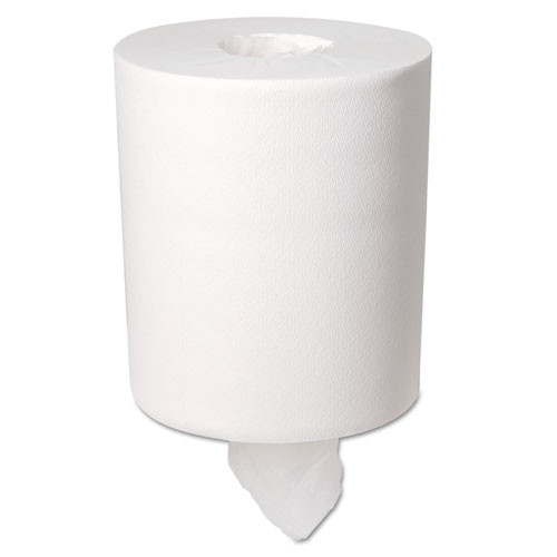 Boardwalk BWK6400 centerpull paper hand towels white 2 ply 10 x 7.875 660 ft per roll case of 6 rolls