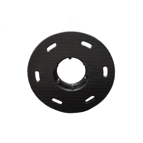 Mercury Low Boy Floor Buffer Pad Holder Black Micro Hook Style for 16 inch Low Boy LB9000 1914