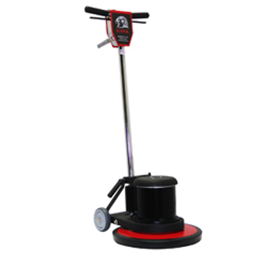 Hawk Floor Buffer Scrubber Machine with pad holder 15 inch HP1515Hd 1.5 Hp 175 rpm F0006