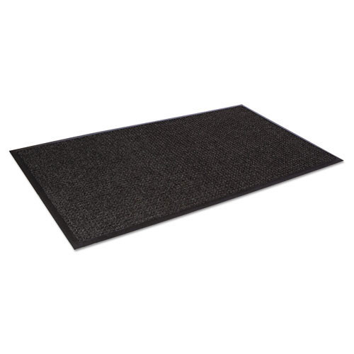 Door mat super soaker indoor wiper scraper mat charcoal 35 x 58 replaces crossr035cha Crown cwnssr035ch