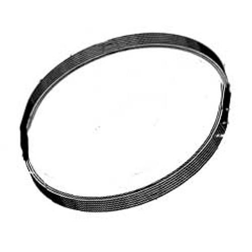 Betco E8154100 belt poly v replaces 421111 for Vispa 35B or Genie floor scrubber