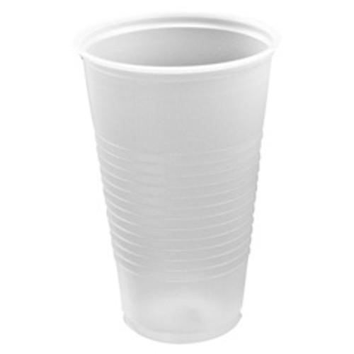 Plastic cold cups conex translucent 16oz tall cold cups 50 cups per bag 20 bags per case case of 1000 cups replaces dcc16tn, dart dccy16t