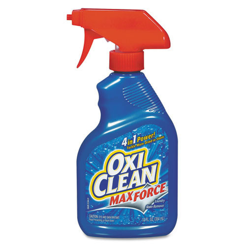 Oxiclean cdc5703700070ct laundry stain remover max force spray 12oz per bottle case of 12 bottles replaces cdc75124 cdc5703751244 oxiclean cdc5703700070ct