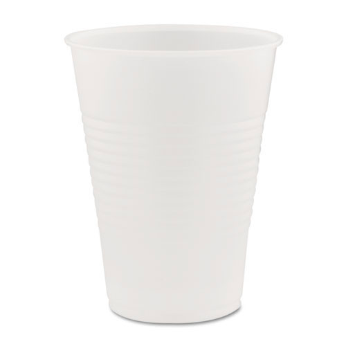 Conex translucent cold cups 9oz cup 2500 per case replaces Dcc9n25 Dart DCCY9CT