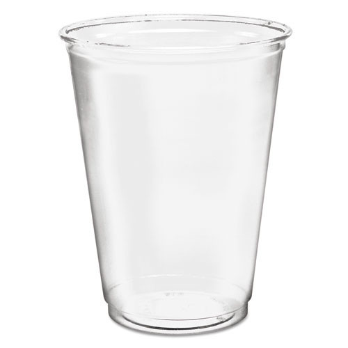 Conex clear cold cups 12oz cup case of 1000 Dart Dcc12c