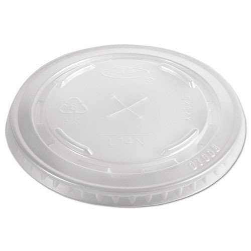 Conex translucent cold cups lids fits cold cups Dcc12sn and Dcc14n Sold Separately case of 1000 Dart DCC695TS replacess DCCL14N