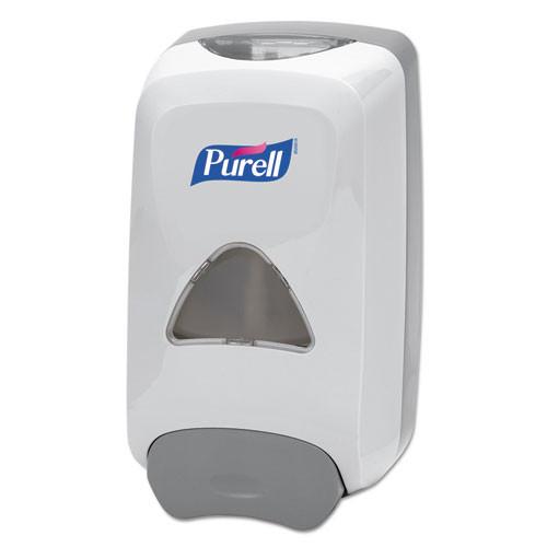 Purell goj512006 fmx12 1200ml foaming hand sanitizer dispenser gray for fmx12 refills