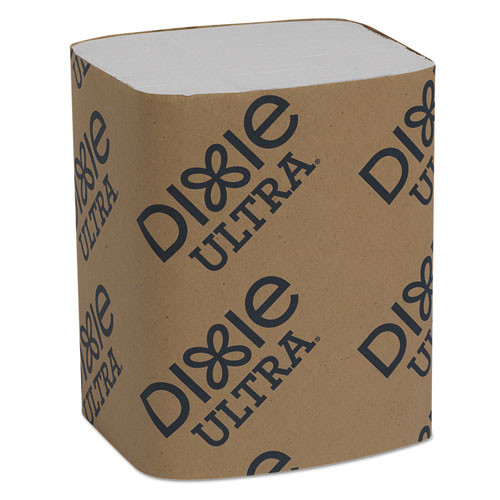 Dixie dispenser napkins white embossed 6.5x9.88 open and 6.5x5 folded case of 6000 napkins replaces gpc32002 Georgia Pacific GPC32006