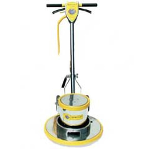 Mercury Hercules H15E floor buffer scrubber machine super heavy duty 15 inch 175 rpm 1.5 hp electric